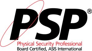 PSP - Physical Security Professional